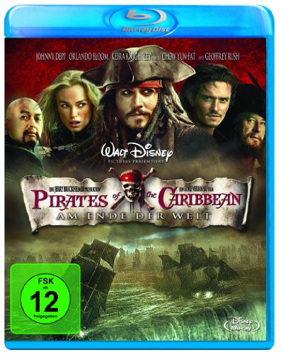 Pirates of the Caribbean - Am Ende der Welt [Blu-ray]