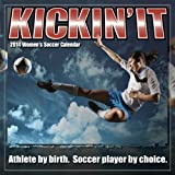 Kickin It: Womens Soccer 2014 Wall (calendar)