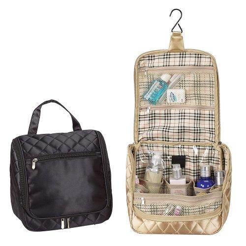 Black Gorgeous Travel Vacation Amenity Kit