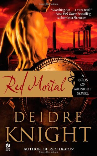 Image of Red Mortal: A Gods of Midnight Novel