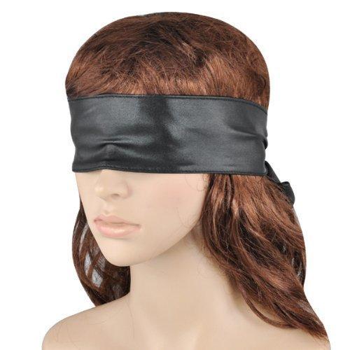 SM spielsatin Augenmaske maske Augenbinde BDSM Fetisch...