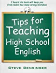 Tips for Teaching High School English...