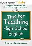 Tips for Teaching High School English...