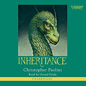 Inheritance | Livre audio