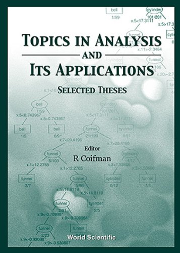 Topics in Analysis and Its Applications: Selected Theses