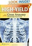 High-Yield™ Gross Anatomy (High-Yield  Series)