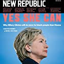 The New Republic, January/February 2016 Periodical by  The New Republic Narrated by C. James Moore