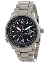 Citizen BJ7000 52E Nighthawk Stainless Eco Drive