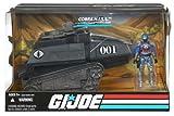G.I. Joe Cobra H.I.S.S. Tank with H.I.S.S. Commander