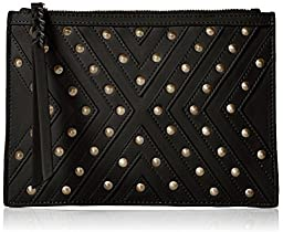 BCBGeneration the Starstruck Clutch, Black