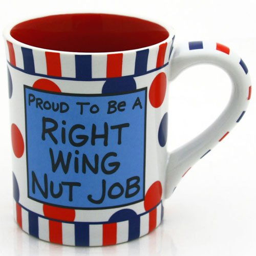 Right Wing Nut Job Mug