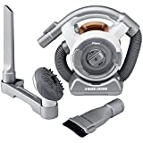 Black & Decker FHV1200 Cordless Mini Canister Vacuum with Flexible Hose