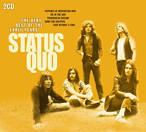 Status Quo - Very Best Of The Early Years - Zortam Music