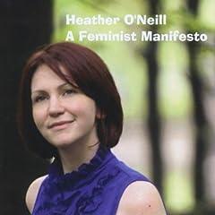 A Feminist Manifesto