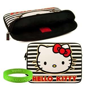 Hello Kitty Laptop Sleeves (Black)