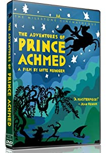 Adventures of Prince Achmed [Import]