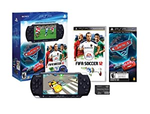 Limited Edition PSP Entertainment Pack: FIFA 2012 & Cars 2
