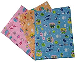 Love Baby Bed Protector Mat Multicolor - 550 Combo