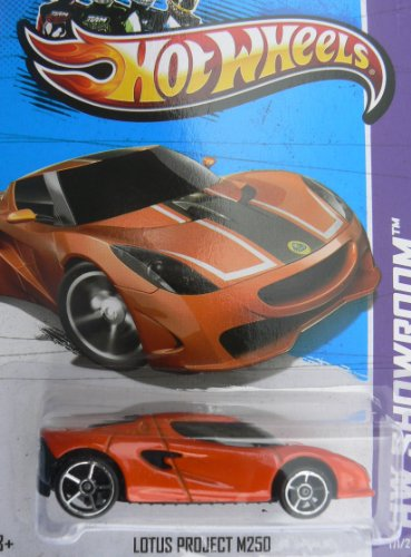 Hot Wheels HW Showroom 171/250 Lotus Project M250
