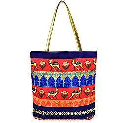 Dessert Parade Canvas Travel Tote