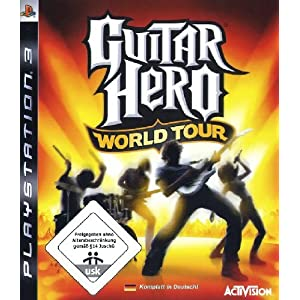 Guitar Hero World Tour - Software PS3