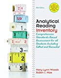 img - for By Mary Lynn J. Woods - Analytical Reading Inventory: Comprehensive Standards-Based Assessment for all Students including Gifted and Remedial: 9th (nineth) Edition book / textbook / text book