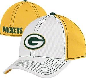 Green Bay Packers Flex Hat: Corduroy Structured Flex Hat from Reebok