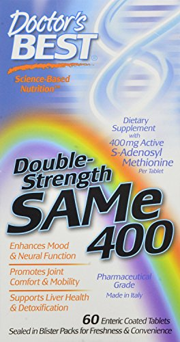 Doctors-Best-SAM-e-400-mg-Double-Strength-Enteric-Coated-Tablets