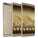 "Unlocked 6.0"" Smartphone Anroid 5.1 Fast Quad Core Dual Sim Dual Standby Cellphone GPS"