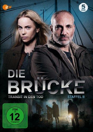 Die Brücke - Transit in den Tod - Staffel 2 [5 DVDs]