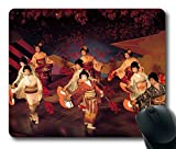 Kamogawa Odori Japan Masterpiece Limited Design Oblong Mouse Pad by Cases & Mousepads