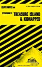 CliffsNotes on Stevenson's Treasure Island and Kidnapped