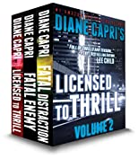 Licensed to Thrill: Volume 2 (Boxed Set)