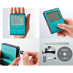 コクヨ 電子暗記カード メモリボ リスニー シャドウブラック NS-DA4D
