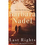 Last Rights (Francis Hancock)by Barbara Nadel