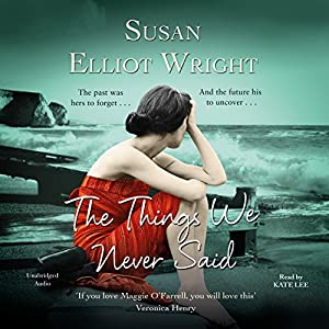 The Things We Never Said Audiobook