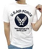 (ジーンズショップ マルカワ)Jeans shop MARUKAWA エアフォース 半袖 Tシャツ