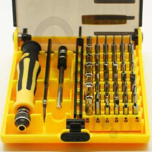 45 in 1 Professional Portable Opening Tool Compact Screwdriv