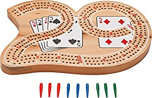 "Fat Cat ""29"" Cribbage Board"