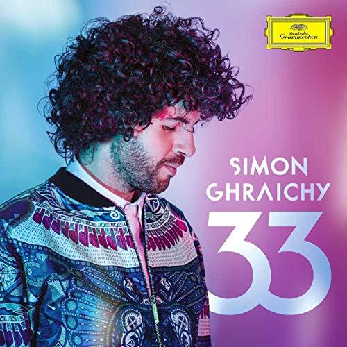 CD : Simon Ghraichy - 33