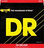 DR Strings Hi-Beam - Stainless Steel Round Core Lite 5 String 40-120