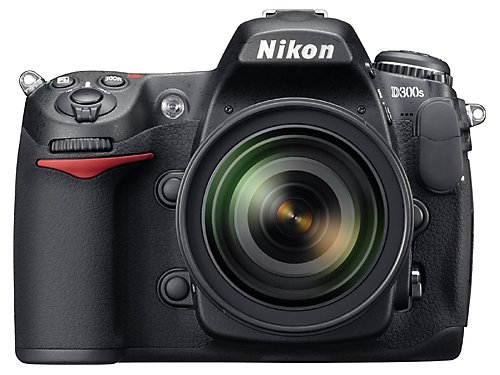 Nikon D300S (with 18-200mm VR Lens)