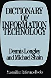 img - for Dictionary of Information Technology book / textbook / text book
