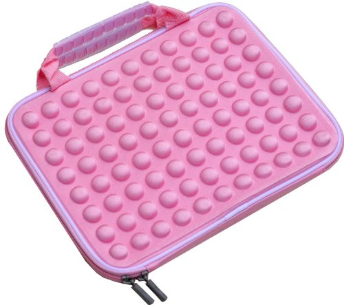 PINK NETBOOK CARRY CASE