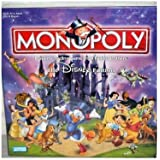 The Disney Edition Monopoly Board Game 2001