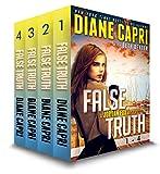 False Truth 1 - 4: A Jordan Fox Mystery Boxed Set (The Hunt for Truth)