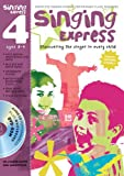 Singing Express 4: Complete Singing Scheme for Primary Class Teachers (1408126605) by Sanderson, Ana