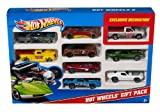 51kadO9YkRL. SL160  Hot Wheels 9 Car Gift Pack (Styles May Vary)