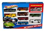 Hot Wheels (9 Hot wheels dans un paquet)