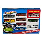 51kadO9YkRL. SL500 SS135  Hot Wheels 9 Car Gift Pack   $6.00!